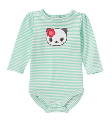 Tiny Panda from Gymboree