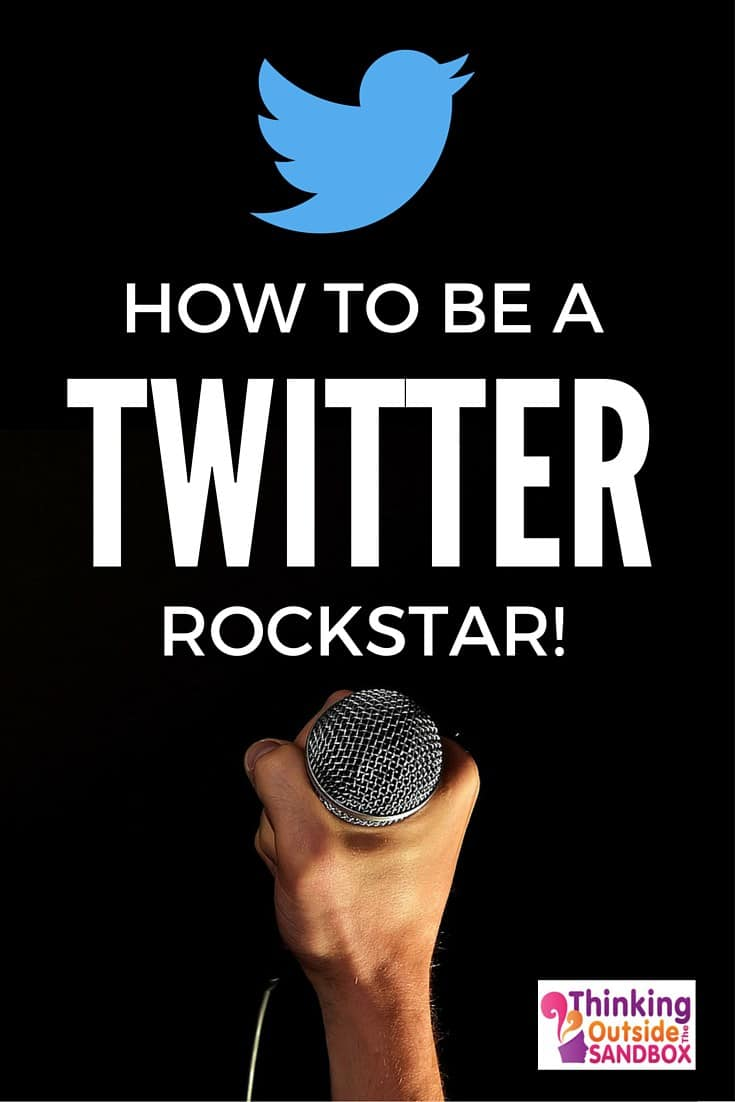 You can become a Twitter Rockstar! Just follow my simple steps and learn how to rock this social media platform. You can and will be a Twitter star!