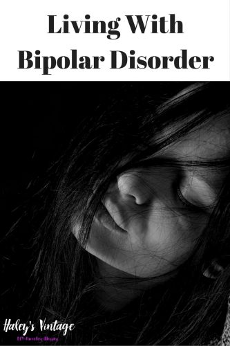 Living With Bipolar Disorder is about coming to terms with, and educating others about, a mental illness. You are not alone! And you can live a happy life.