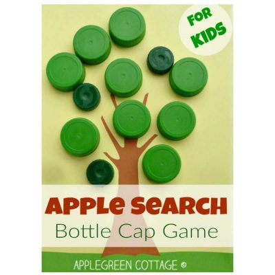 Apple Search Bottle Cap Game