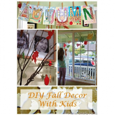 DIY Fall Decor with Kids