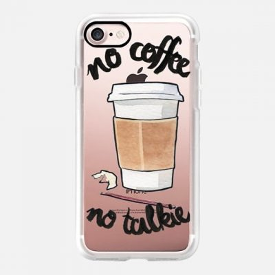 NO COFFEE LESS TALKIE