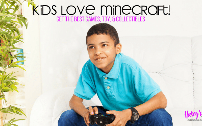Do Your Kids Love Minecraft as Much as Mine?