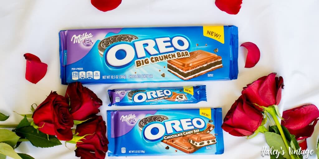 Spoil Yourself with a Delightful MILKA OREO Chocolate Candy + Giveaway!