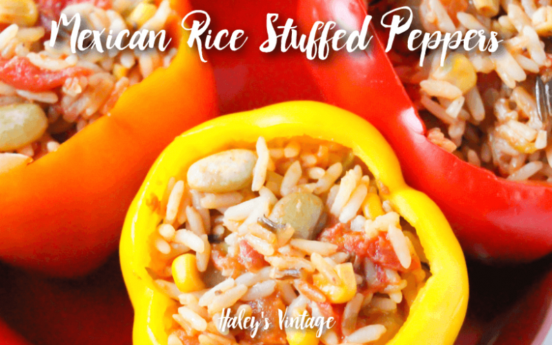 How to Make Delicious Mexican Rice Stuffed Peppers