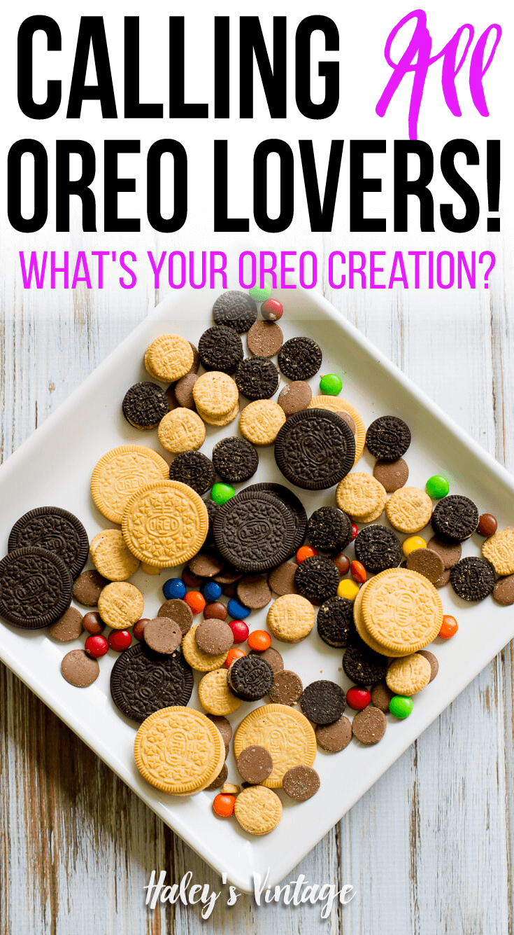 Do you dream up new OREO flavors? You can be part of helping OREO creating the next great flavor with My OREO Creation Contest! #MyOREOCreation