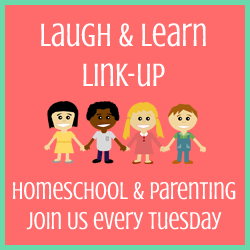 Come join us every Tuesday for our Laugh and Learn Linkup! You are welcome to share any Parenting or Homeschool link. You will enjoy all the great links! #LaughLearnLinkUp #Homeschool #Parenting #Blog #Mom #Bloggers