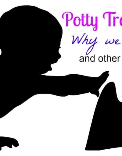 Potty Training- Why we Sing