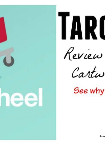 Learn how to maximize your Target Savings with the Target Cartwheel App! #target #coupons #cartwheel #blog #save #review