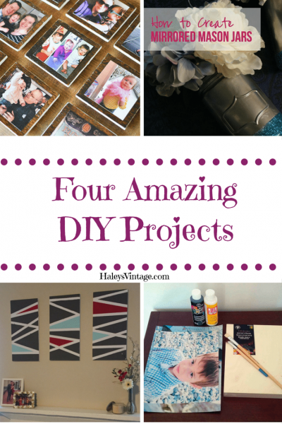 Some of My Favorite DIY Projects for August!