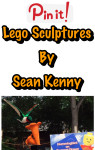 We loved seeing Sean Kenny's Lego Sculptures at the Louisville Zoo. It was amazing to see his talent and creativity on display. #Lego #Sculptures