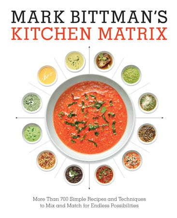 Kitchen Matrix by Mark Bittman