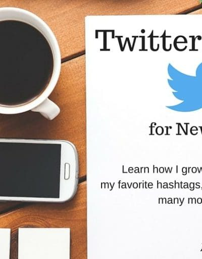 Twitter Guide For Newbies!