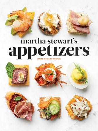 Martha Stewarts Appetizers