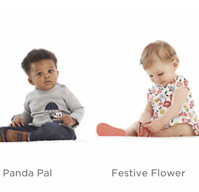 Loving the Tiny Panda from Gymboree!