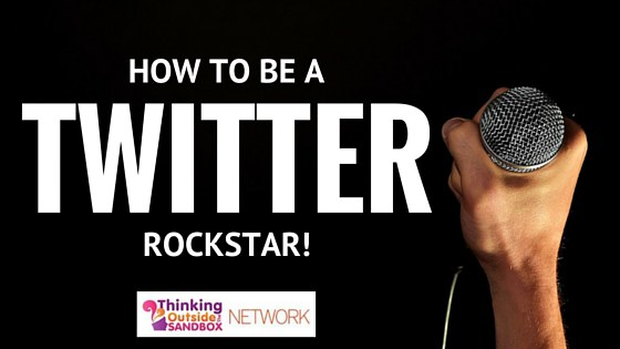 How to be a Twitter Rockstar