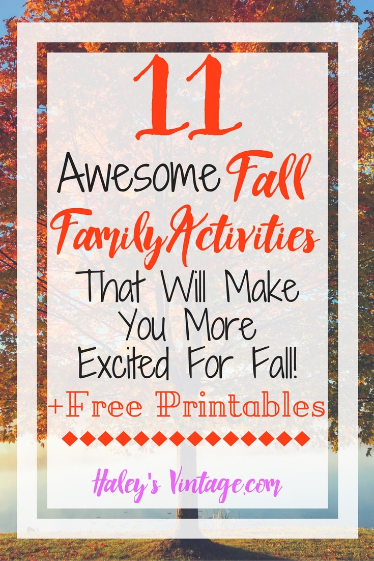 11 Awesome Men S Casual Street Style Fashion: 11 Awesome Fall Family Activities That Will Make You More