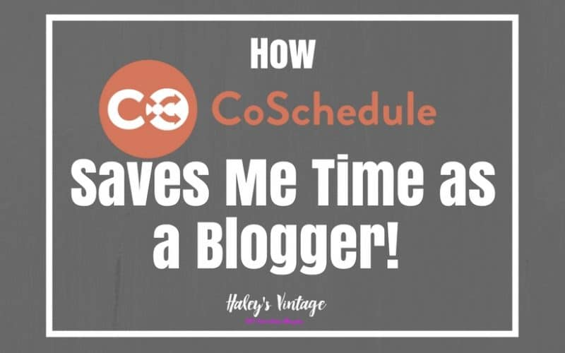 How CoSchedule Saves Me Time as a Blogger!
