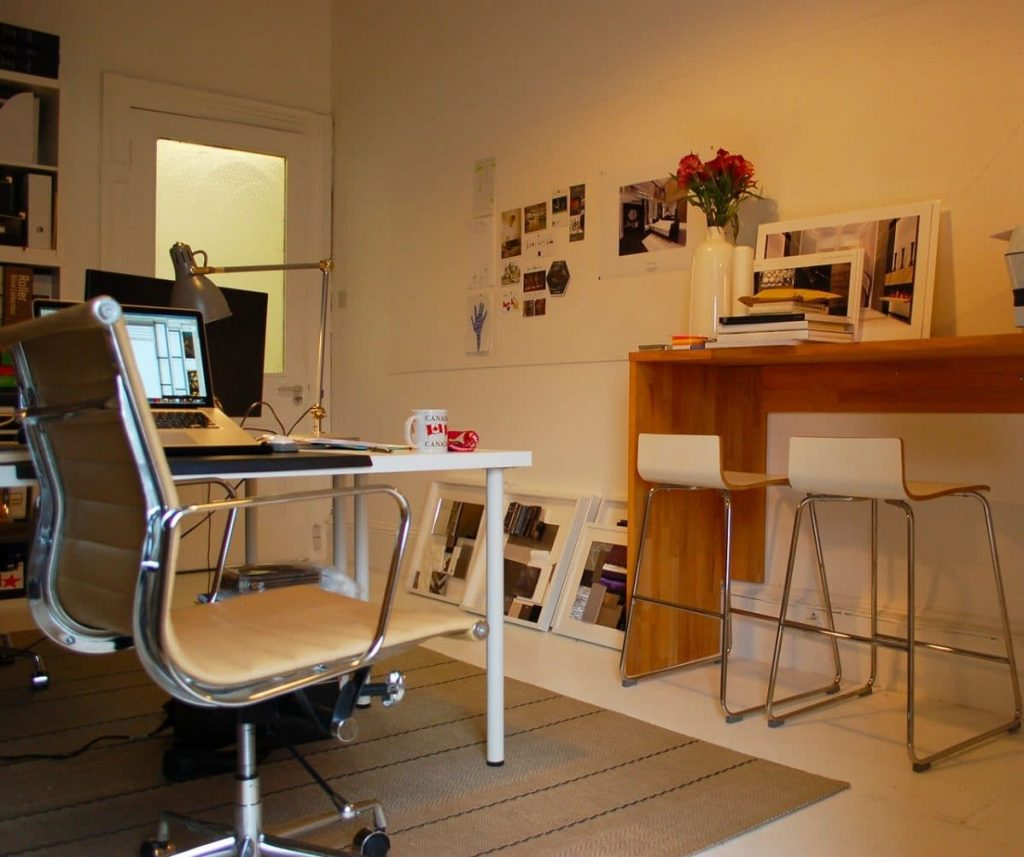 Repurpose Your Rooms Into a New Small Home Office to fit your new lifestyle!