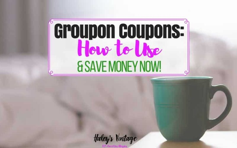 Groupon Coupons: How to Use and Save Money Now