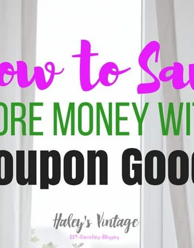 How to Save More Money with Groupon Goods!