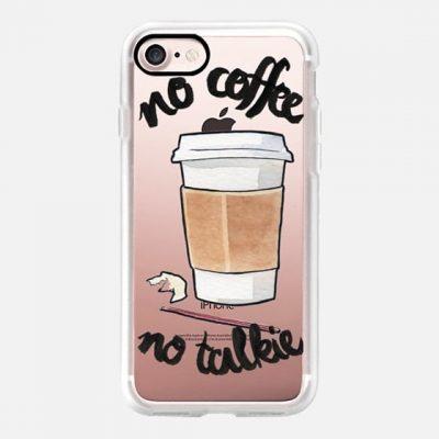 NO COFFEE LESS TALKIE