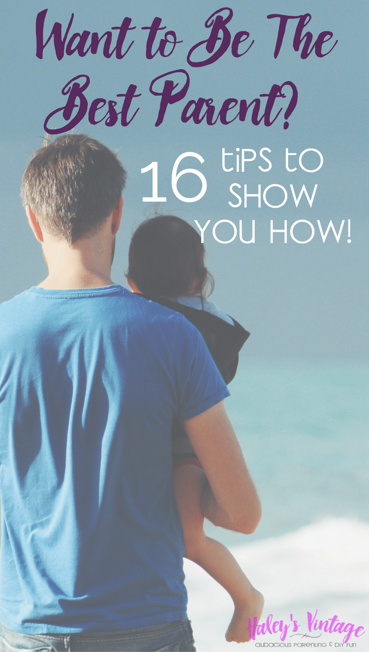 One of the hardest jobs in the world is raising kids, but how can you be the best parent you can be?