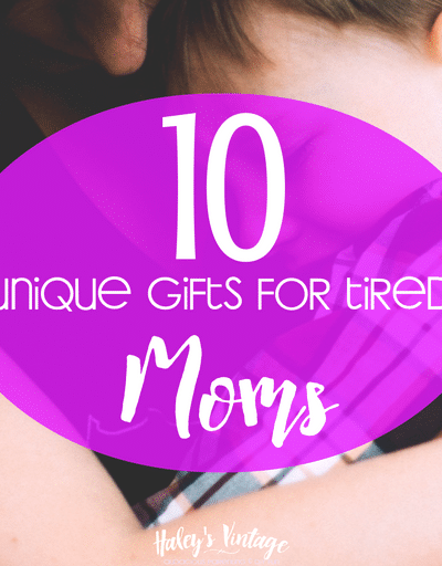 Are you looking for unique gifts for tired mom? Being a mom is a job that never ends! Show her that you care with these 10 gifts that'll make her day.