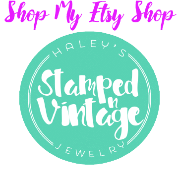 Shop my Etsy shop (StampednVintage) for unique hand stamped jewelry