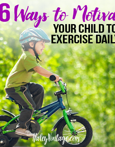 Encouraging your child to exercise daily could sometimes be challenging. But, with these easy tips, they are surely on their way to healthier life.