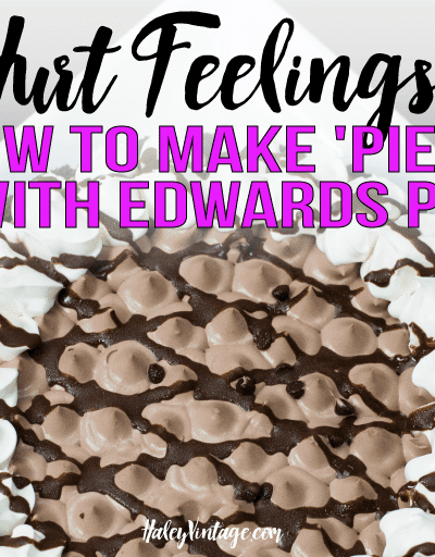 Hurt Feelings? You Need to Know How to Make 'Piece' with Edwards Pie