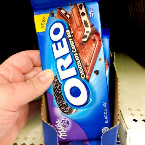 See why I love my new favorite late night snack of MILKA OREO Chocolate Candy after a long day with the kids! I'm sure you will be just as addicted too.