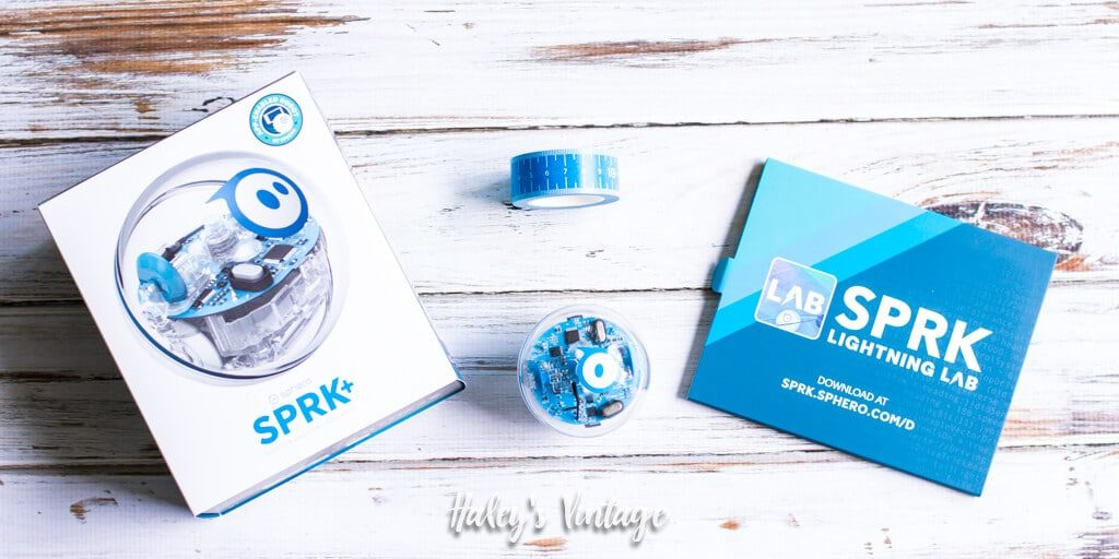 Sphero SPRK+ is More THAN a Robot! Perfect for STEM Learning