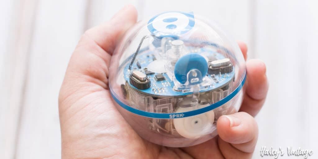 Sphero SPRK+ is great for STEM learning!