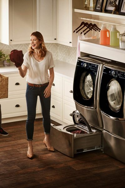 5 Reasons Why an LG Twin Wash System is Great for Families!
